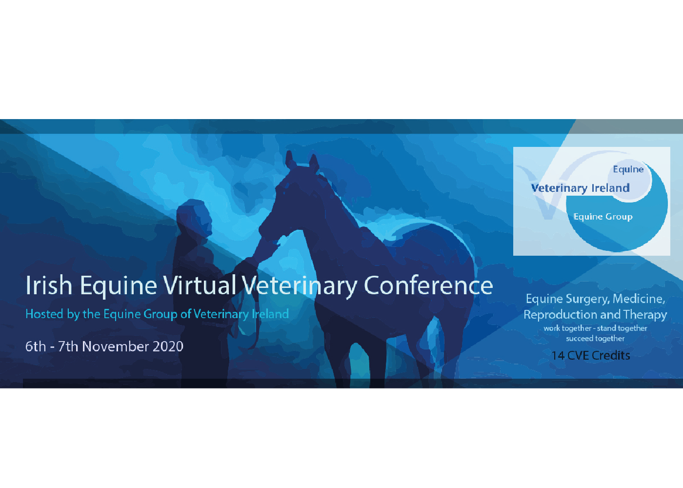 Discounted booking fee for BEVA members at Virtual Irish Equine Veterinary Conference 2020