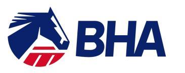BHA update: Equine Influenza