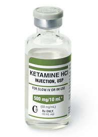 Update on international scheduling of ketamine following the UN Commission