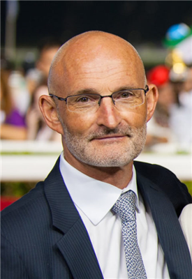 BHA APPOINTS DAVID SYKES TO NEW DIRECTOR OF EQUINE HEALTH AND WELFARE ROLE