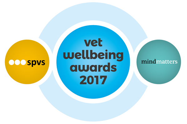 Joint SPVS/MMI news: Vet Wellbeing Awards launched by SPVS and the Mind Matters Initiative